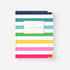 HAPPY STRIPE WEEKLY PLANNER COVER