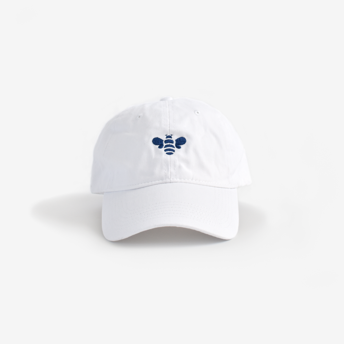 featured: HONEY THE BEE HAT - WHITE