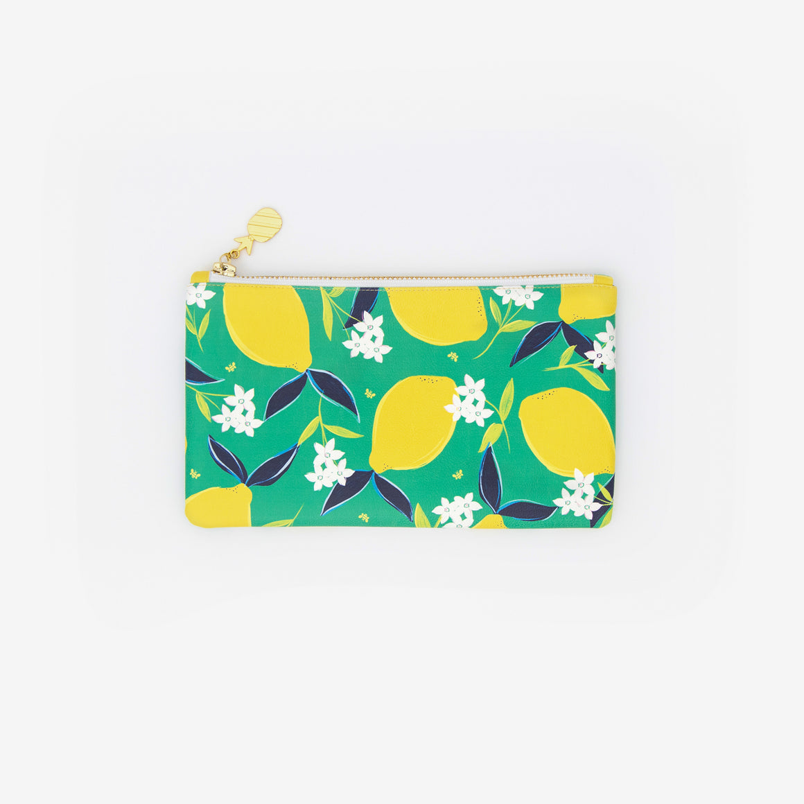 featured: CITRUS PENCIL POUCH