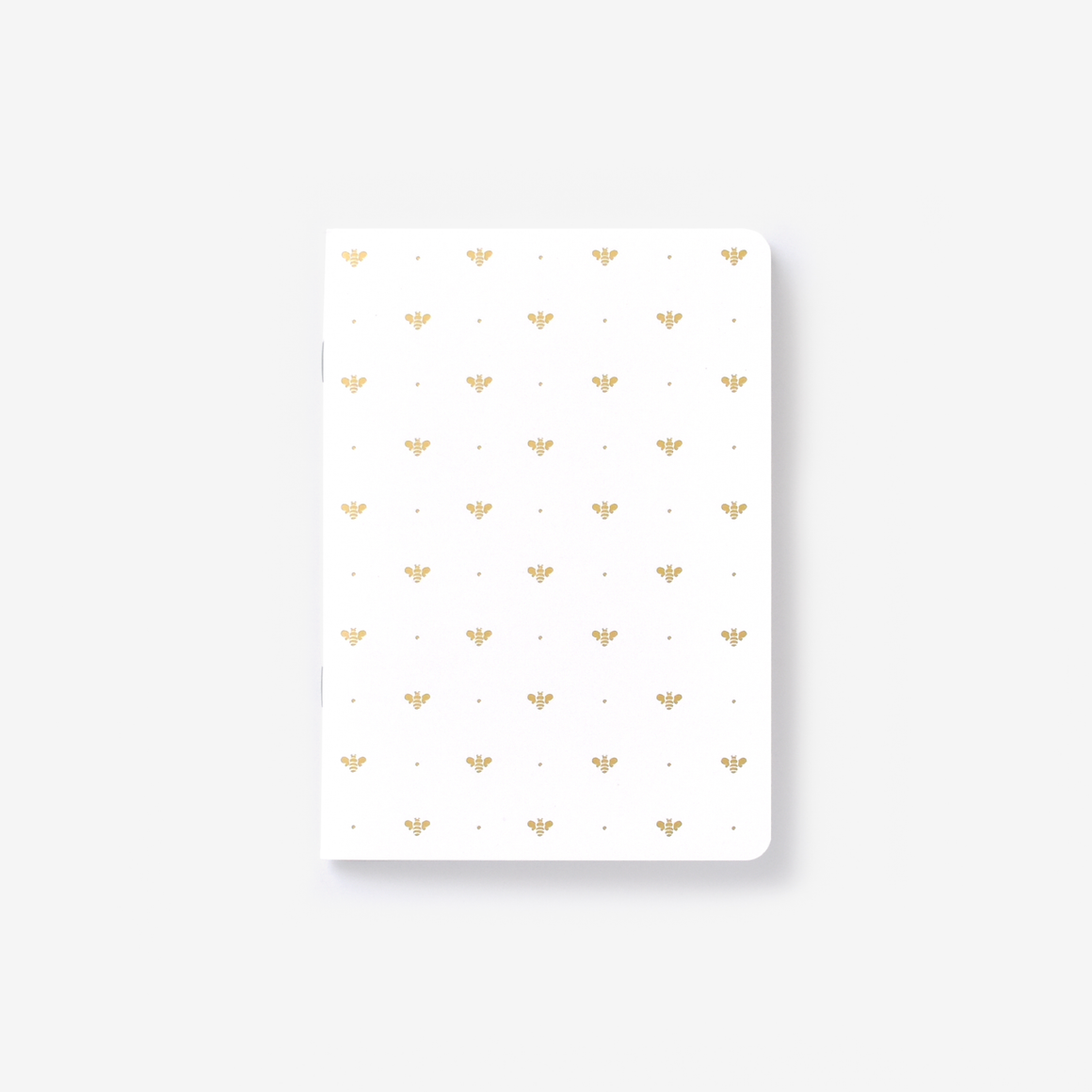 featured: GOLD BEE MINI NOTEBOOK