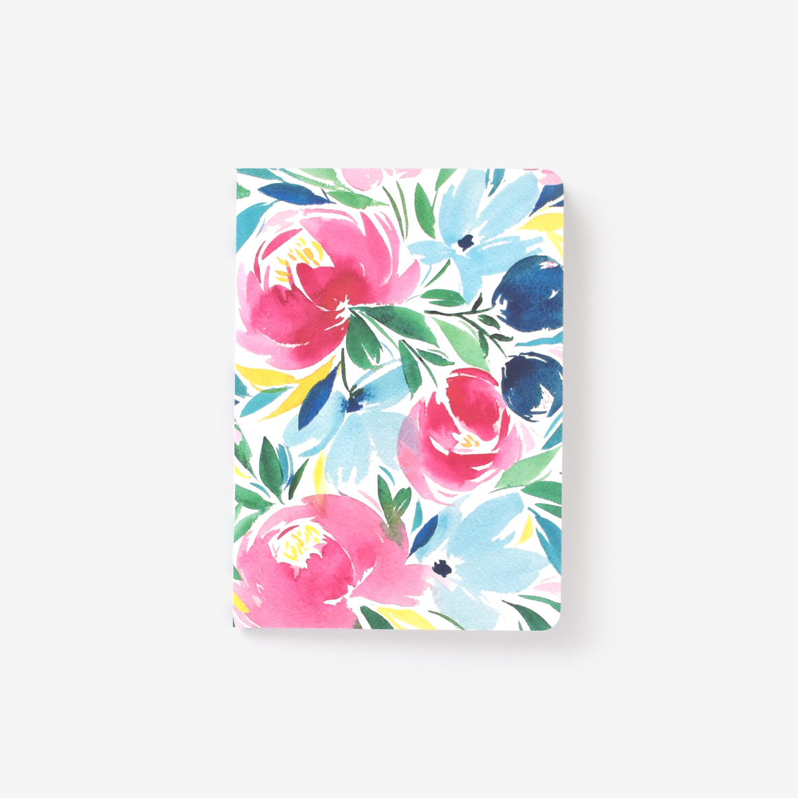 featured: HAPPY FLORAL MINI NOTEBOOK