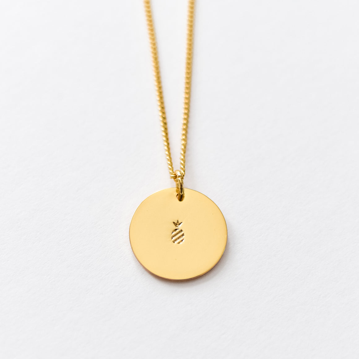 Grace Not Perfection Necklace