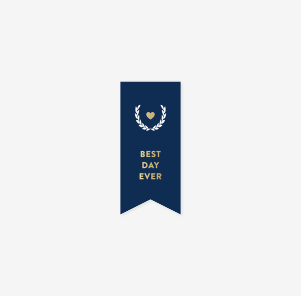 featured: Navy Page Marker