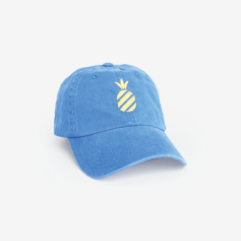 Pineapple Hat - Blue