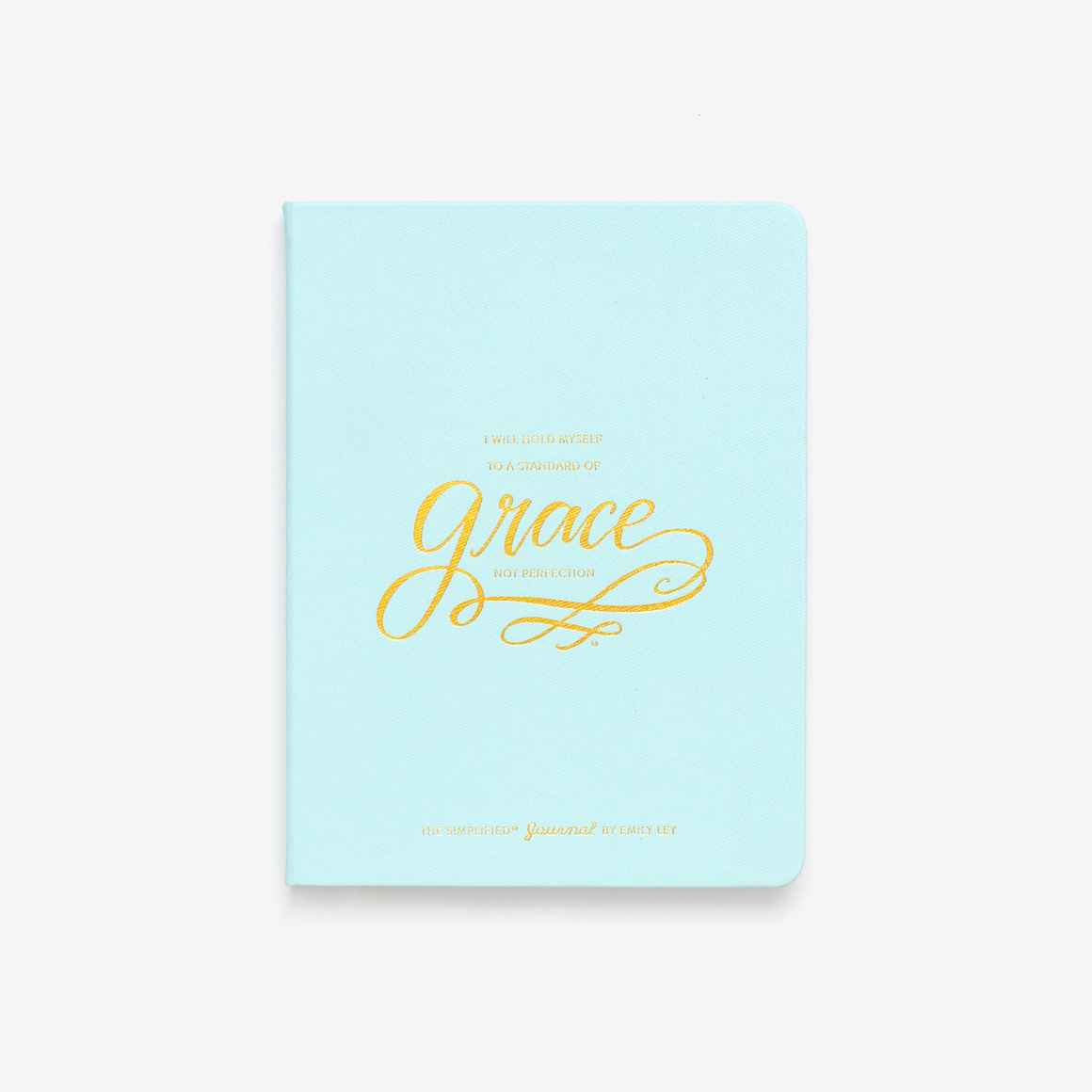 featured: SIMPLIFIED JOURNAL COVER - TURQUOISE