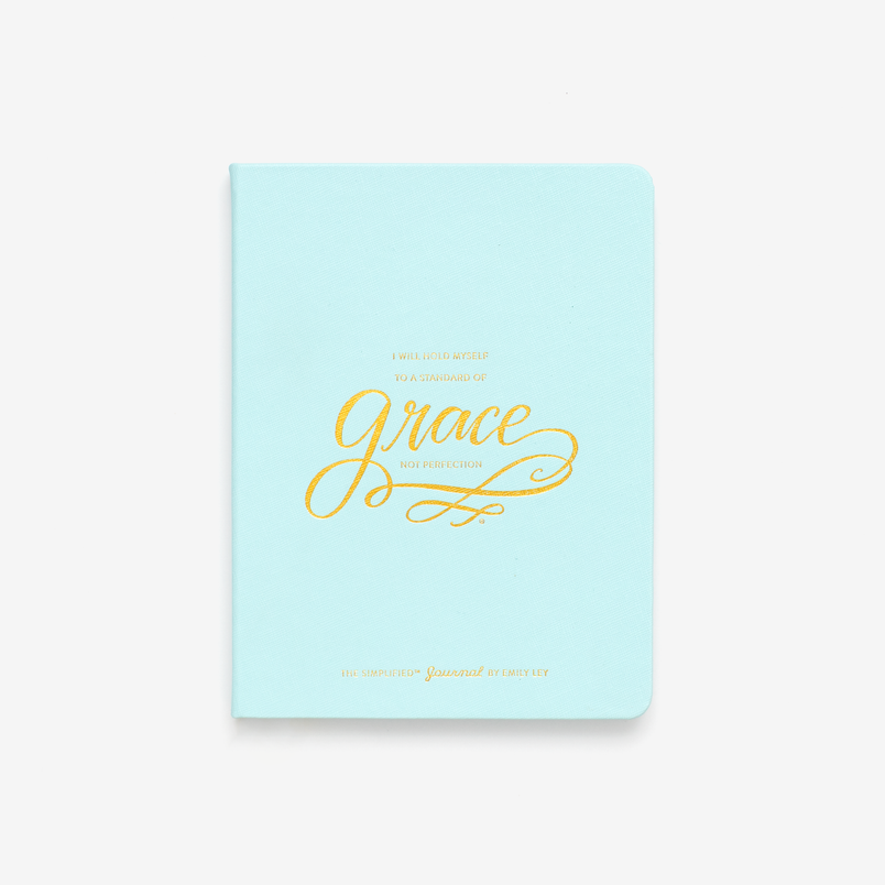 The Simplified Journal - Turquoise