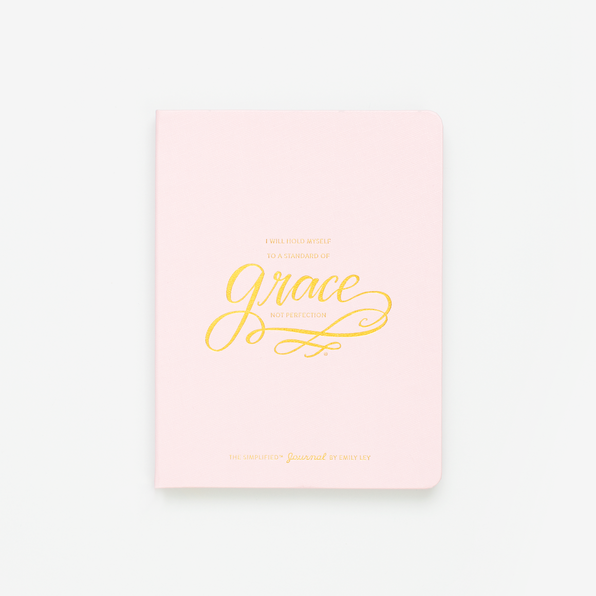 featured: The Simplified Journal - Pink