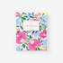 HAPPY FLORAL WEEKLY PLANNER COVER