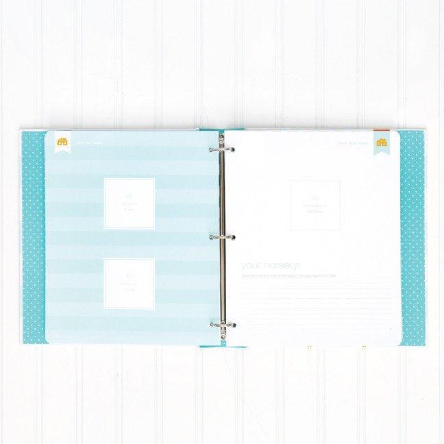 Replacement Baby Book Page Pack