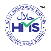 Certified by Halal Monitoring Services