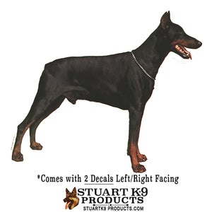 Doberman Body  | Pair