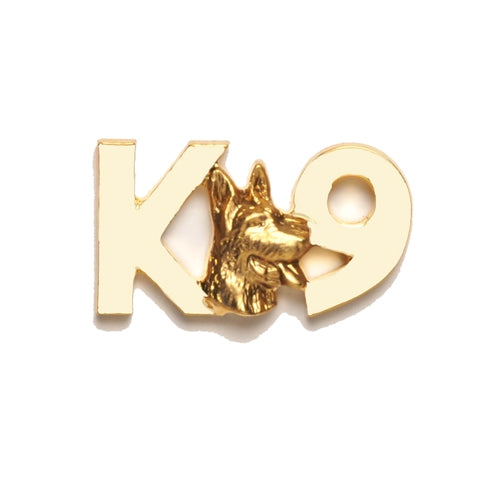 K9 Pin with Choice of Breed