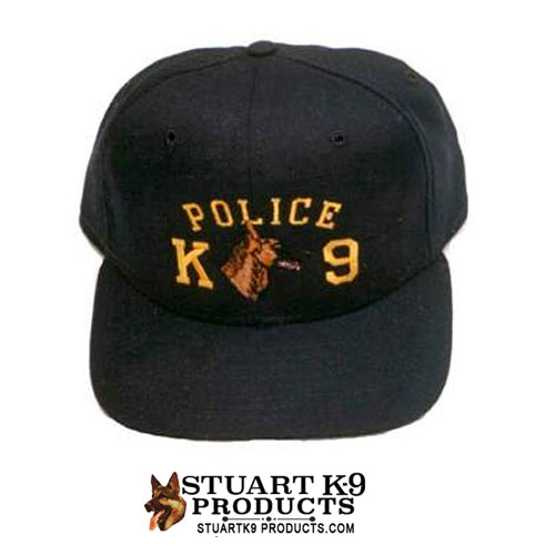 Police K9 Embroidered Ball Cap