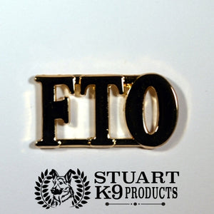 FTO - Field Training Officer Pin