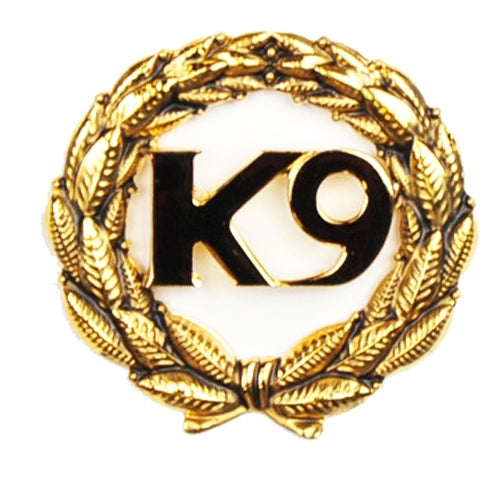 K9 Wreath Pin