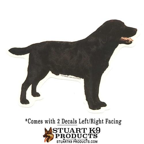 Labrador Body Black  | Pair