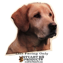 Load image into Gallery viewer, Keep Out | Dog on Property - Custom Dog Decal