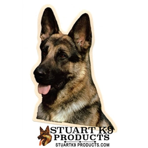 Keep Out | Dog on Property - Custom Dog Decal