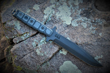 Load image into Gallery viewer, SZABOINC EXCLUSIVE BLACKOUT US COMBAT KNIFE