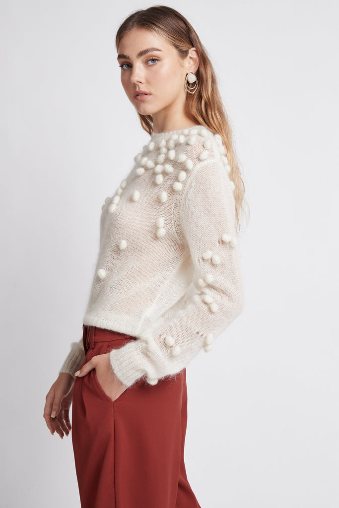 Violette Knit Jumper