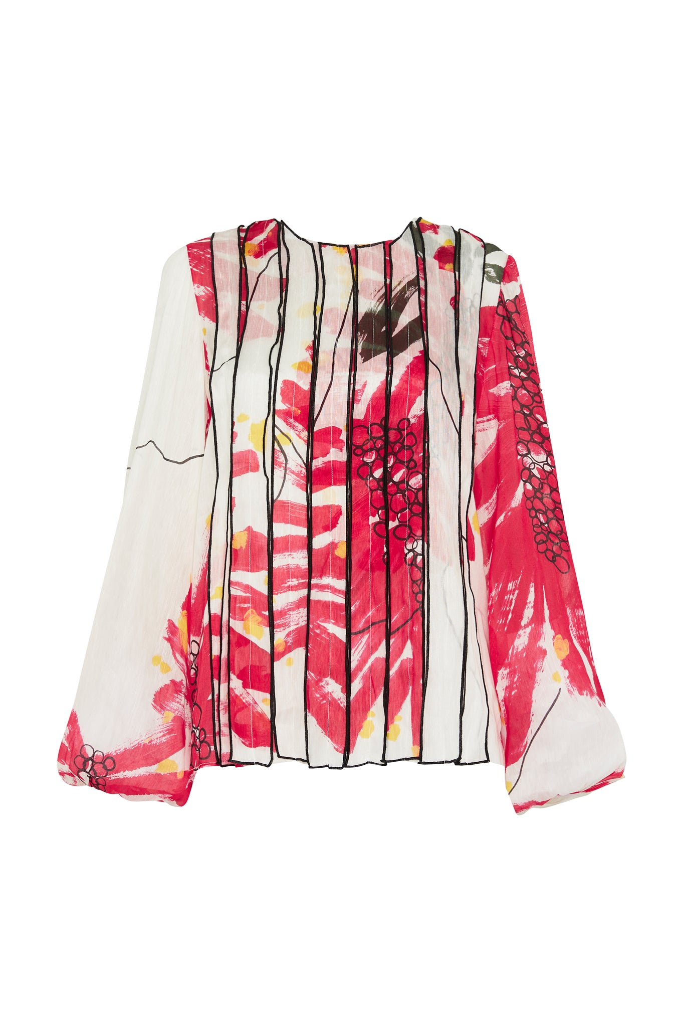 Banksia Strip Blouse Product View