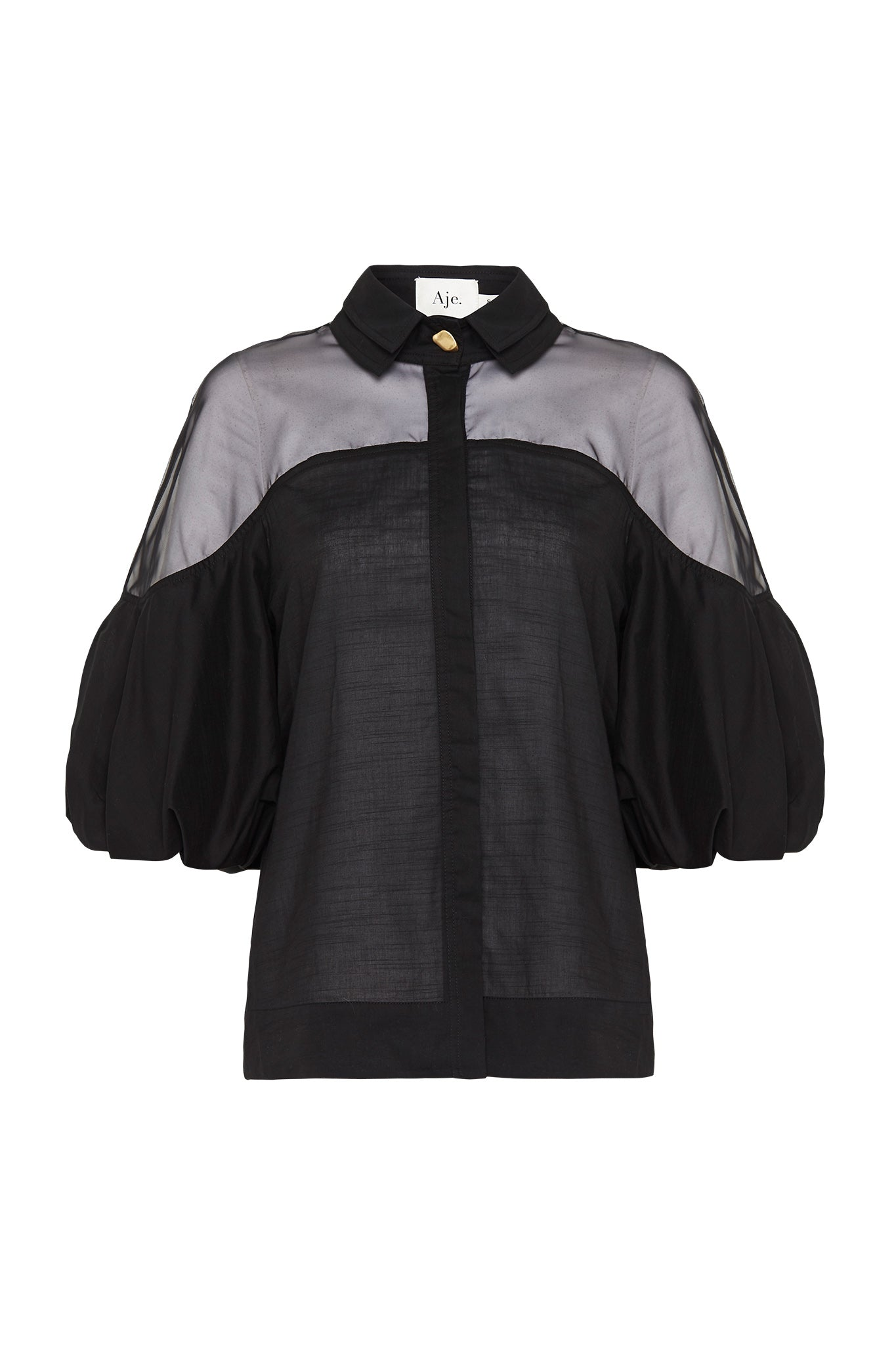 Banksia Panel Shirt Product View