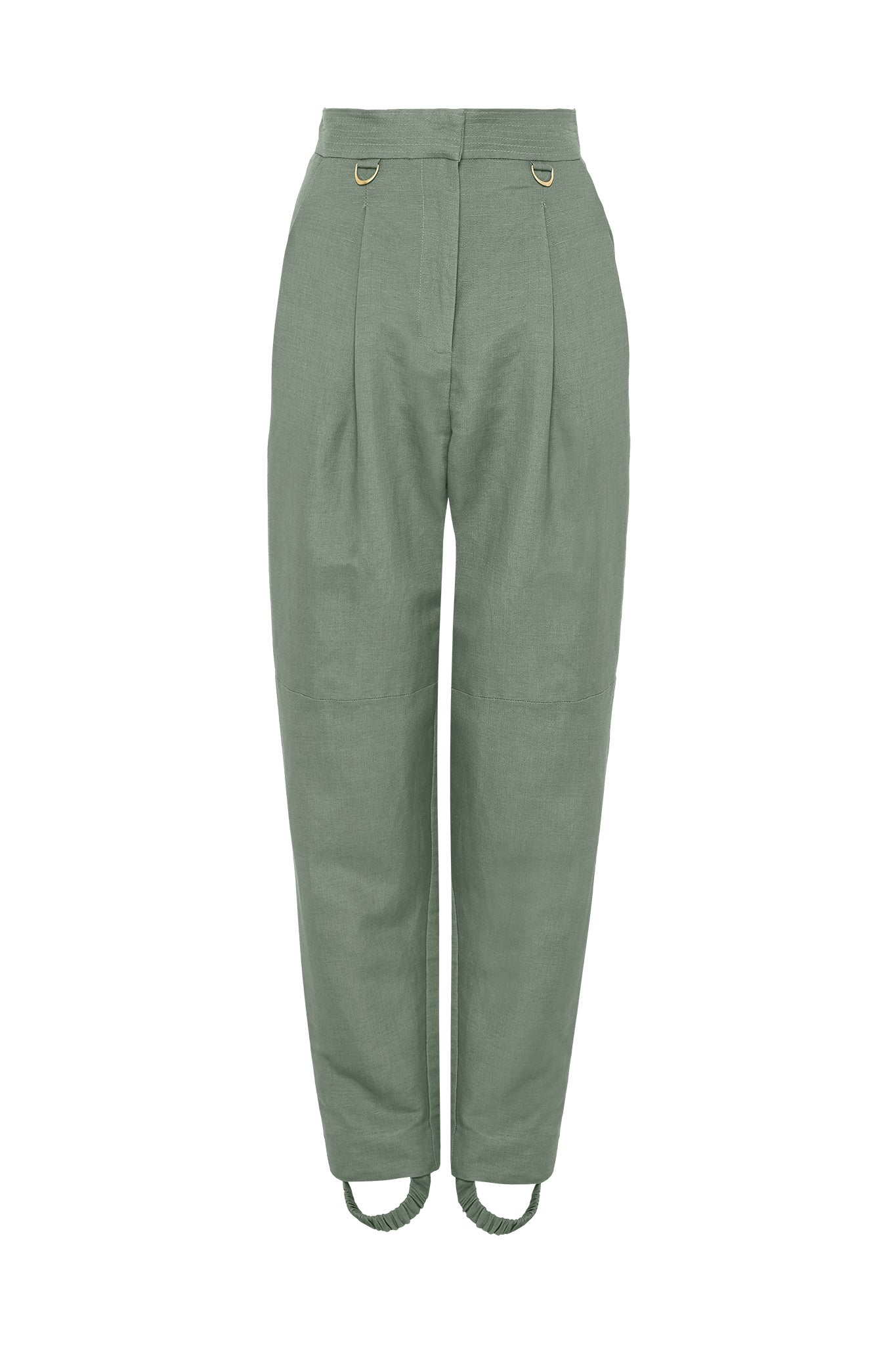 Paperbark Stirrup Trouser Product View