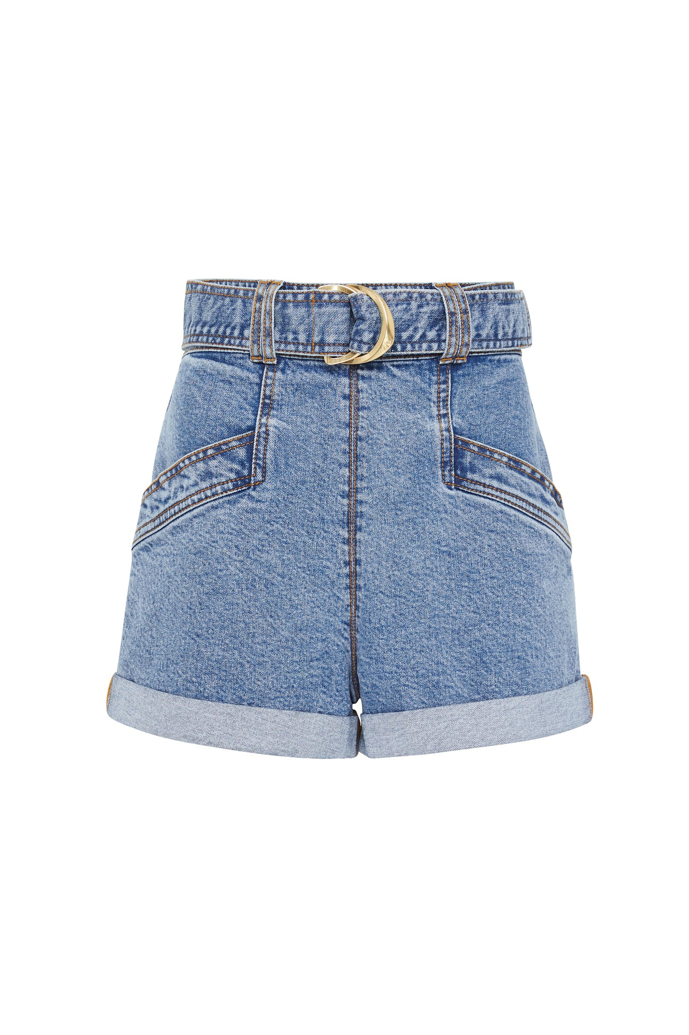 Mimosa Denim Short Product View