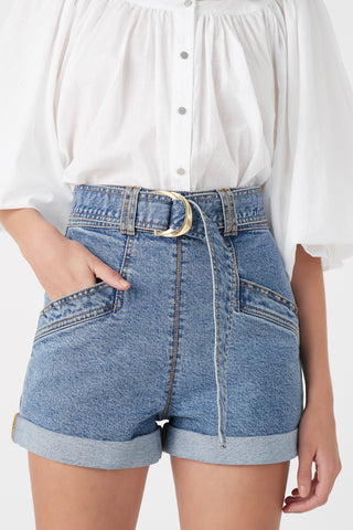 Mimosa Denim Short