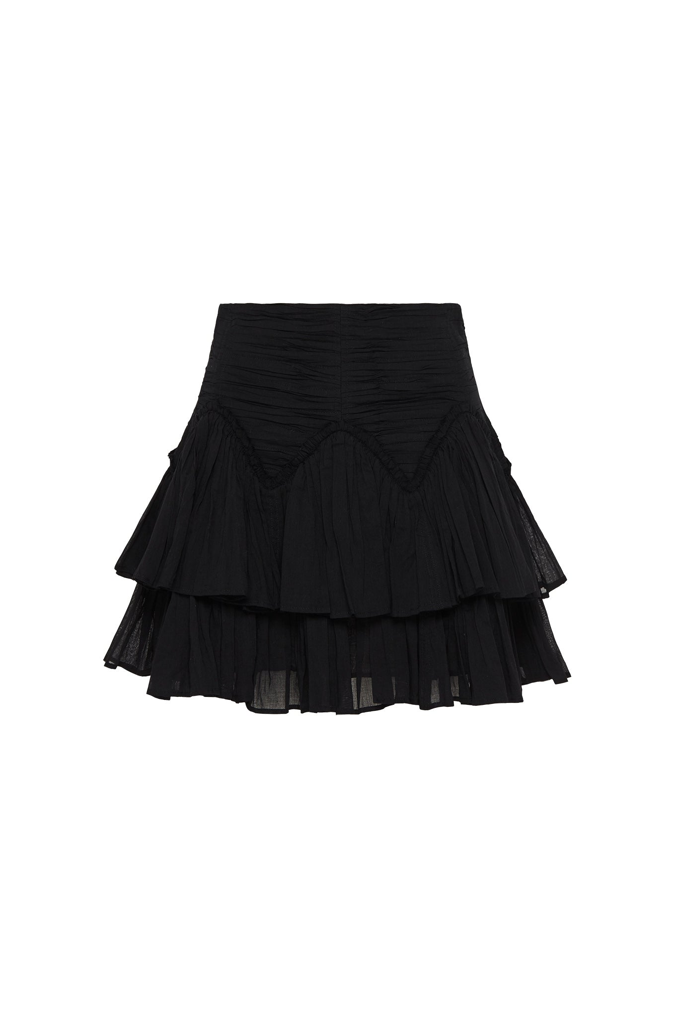 Banksia Frill Mini Skirt Product View