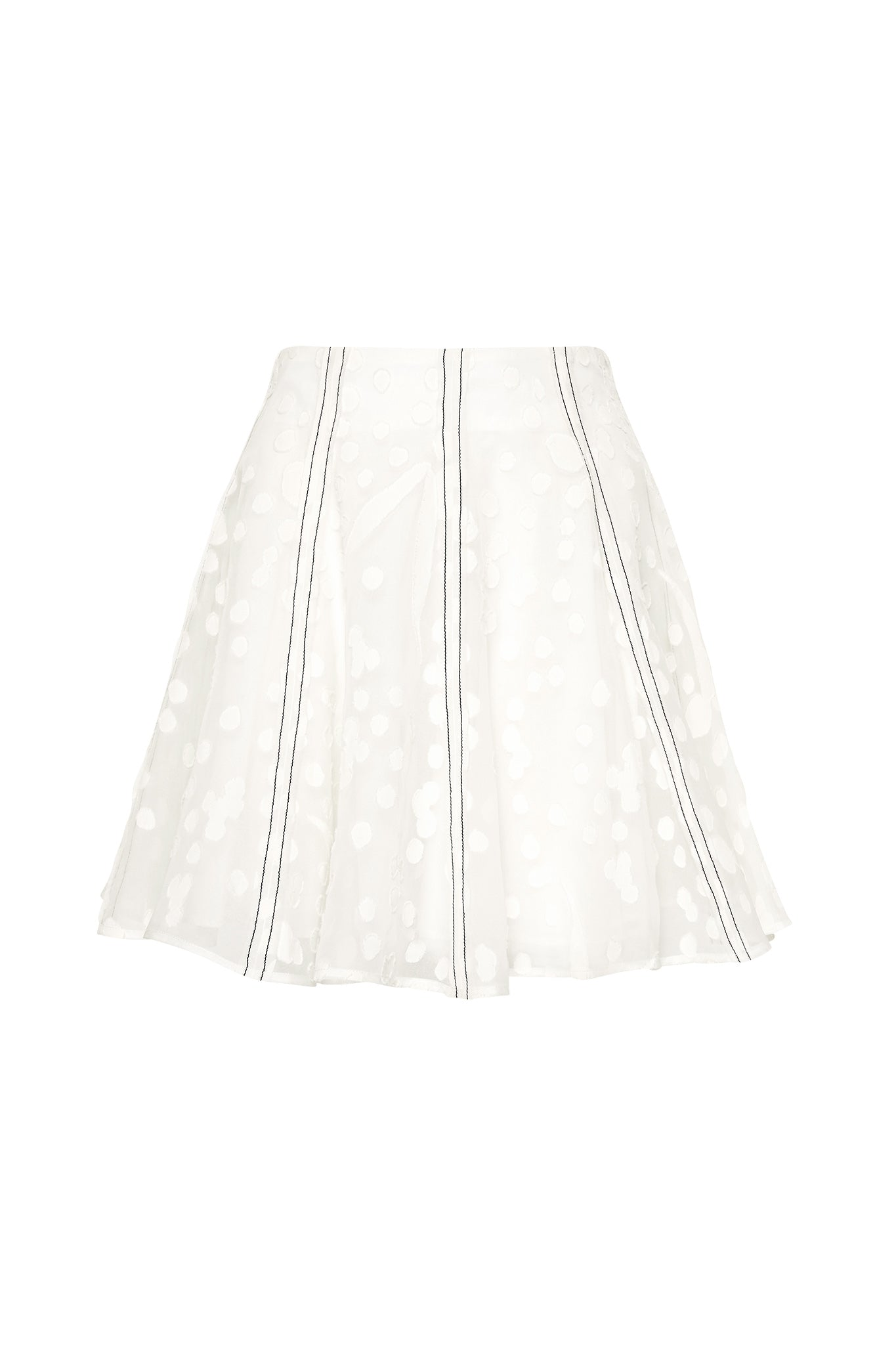 Banksia Burnout Mini Skirt Product View