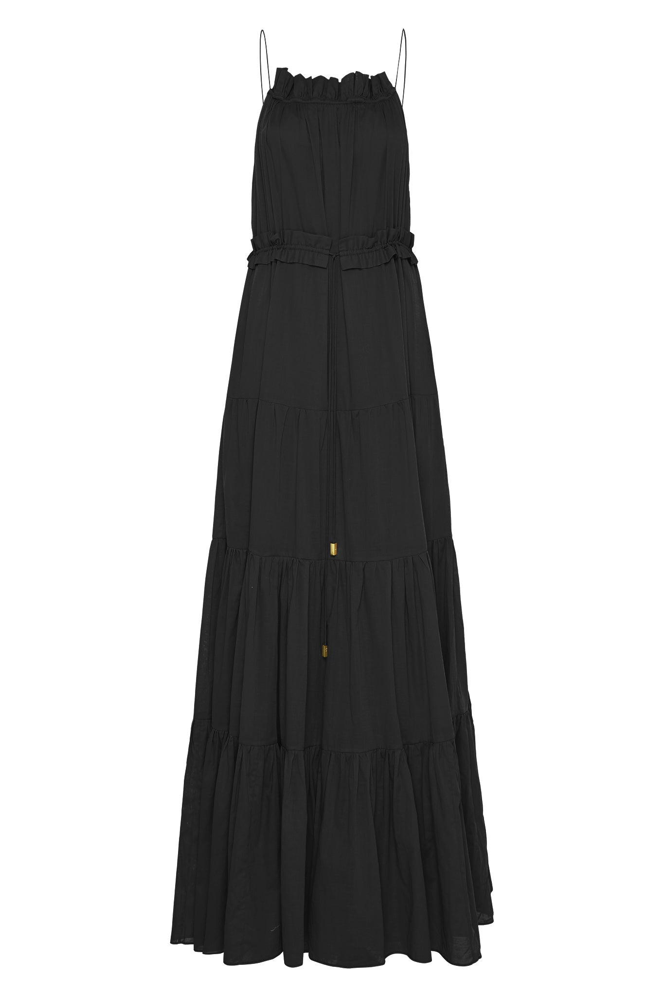 Banksia Tiered Maxi Dress Product View
