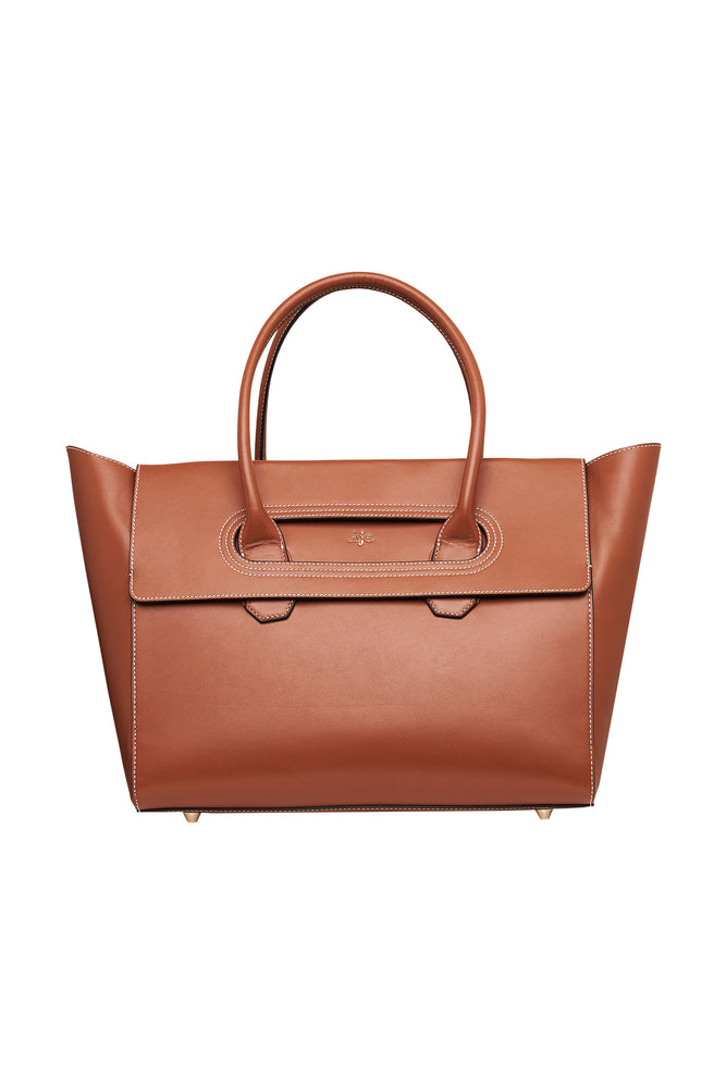 Acacia East West Tote