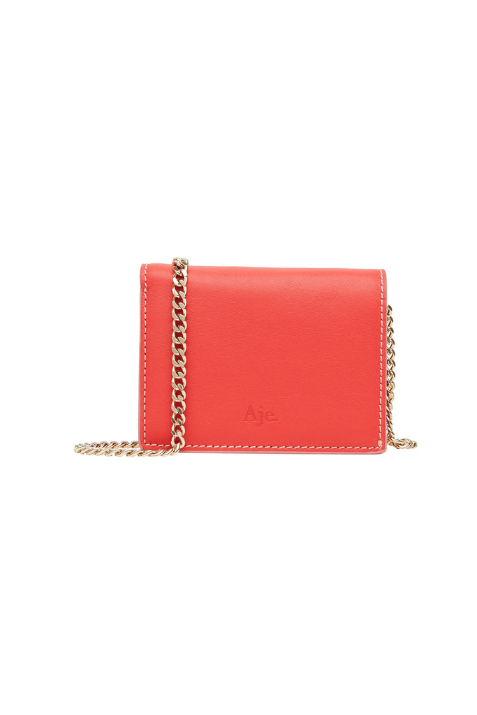 Acacia Card Chain Wallet