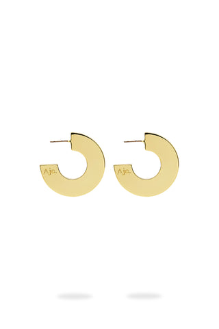 The Aje Mini Curve Hoops