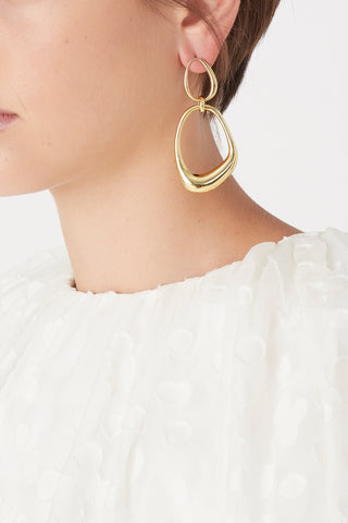 The Asymmetric Hoops