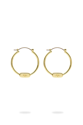 The Mini Aje Signature Hoops