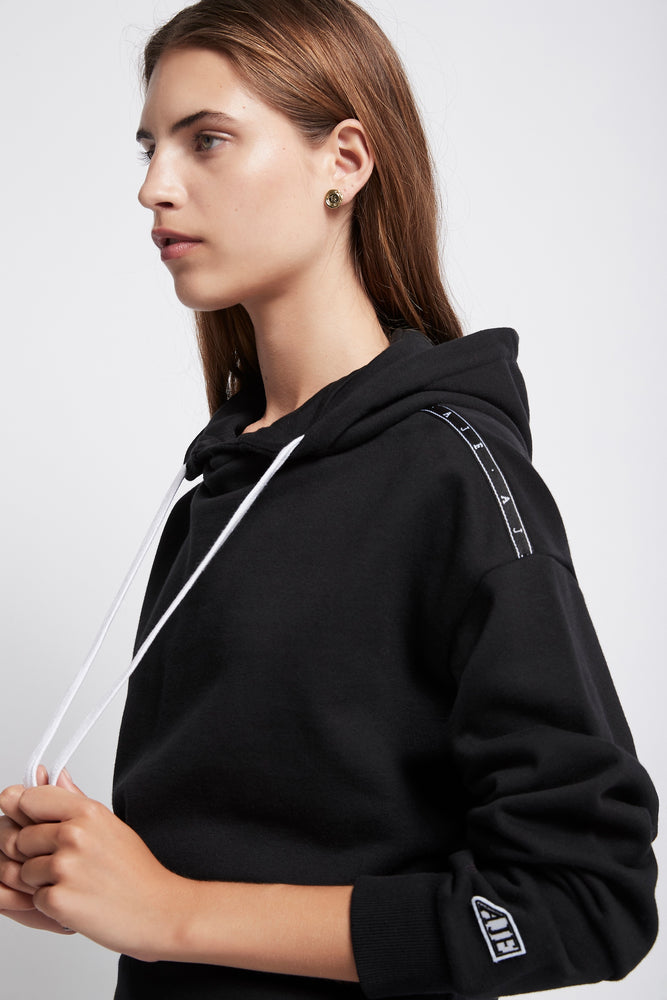 Overture Logo Patch Jumper