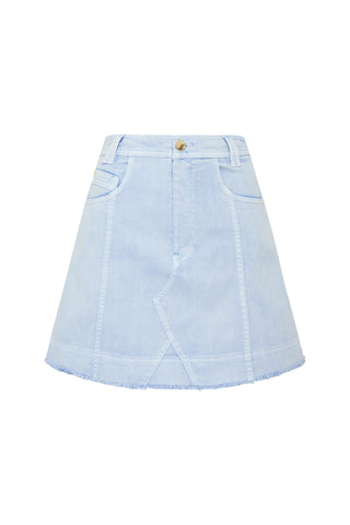 Overture Denim Mini Skirt