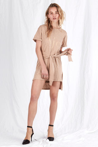 Aje Tee Tie Dress