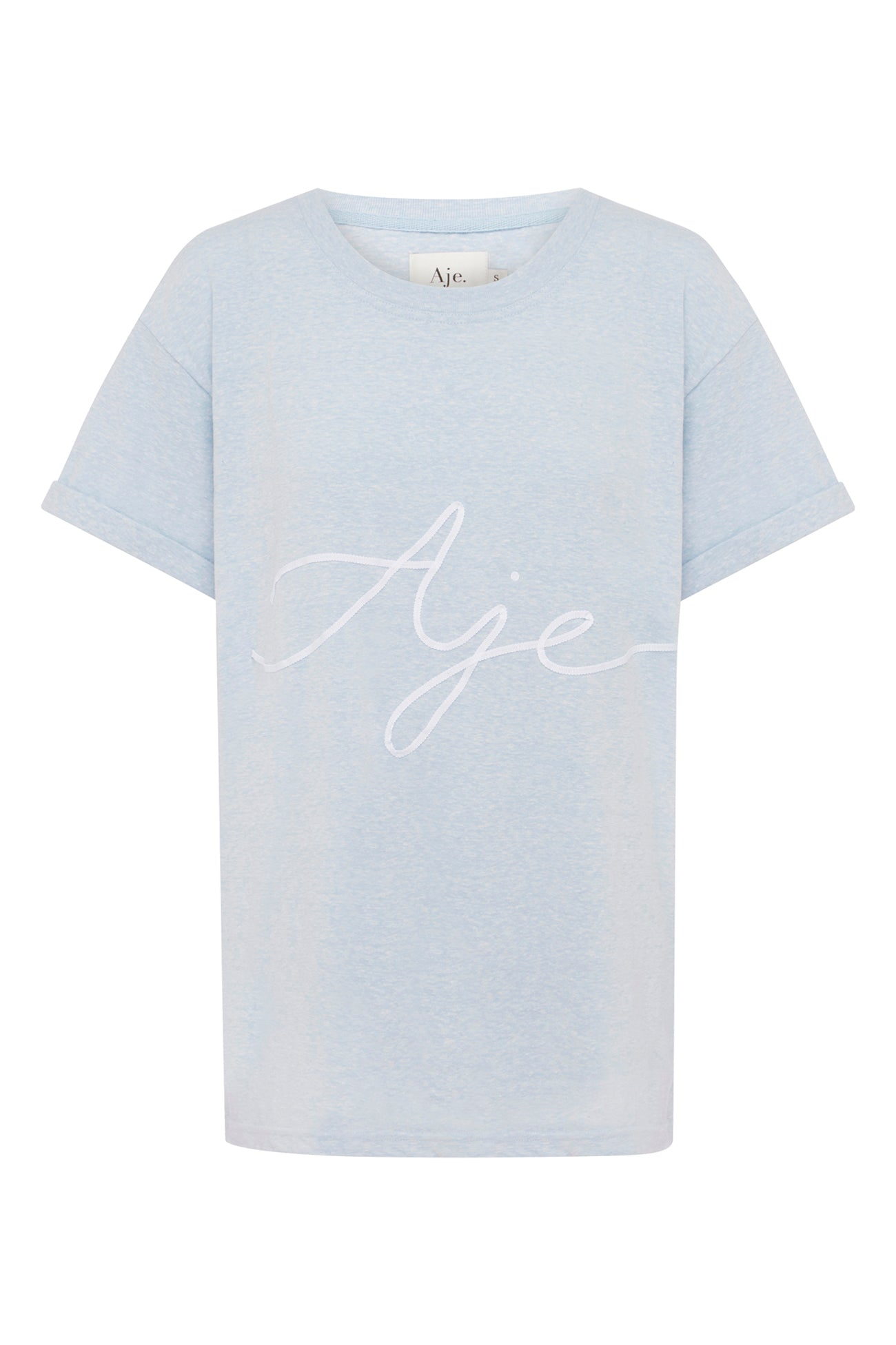 Aje Ribbon Logo Tee Product View