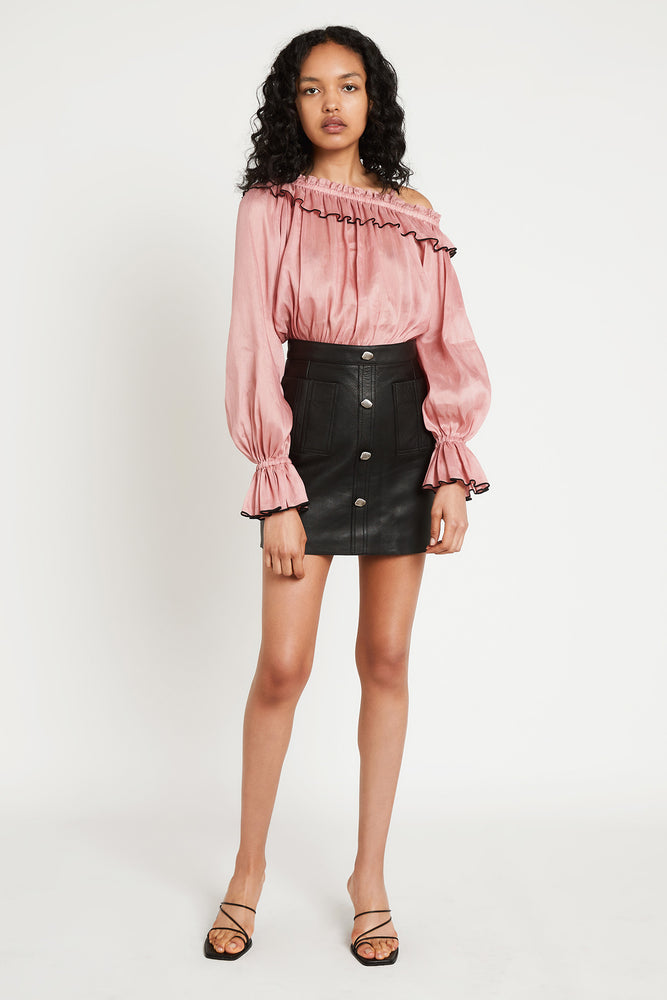 Beatrice Ruffle Blouse