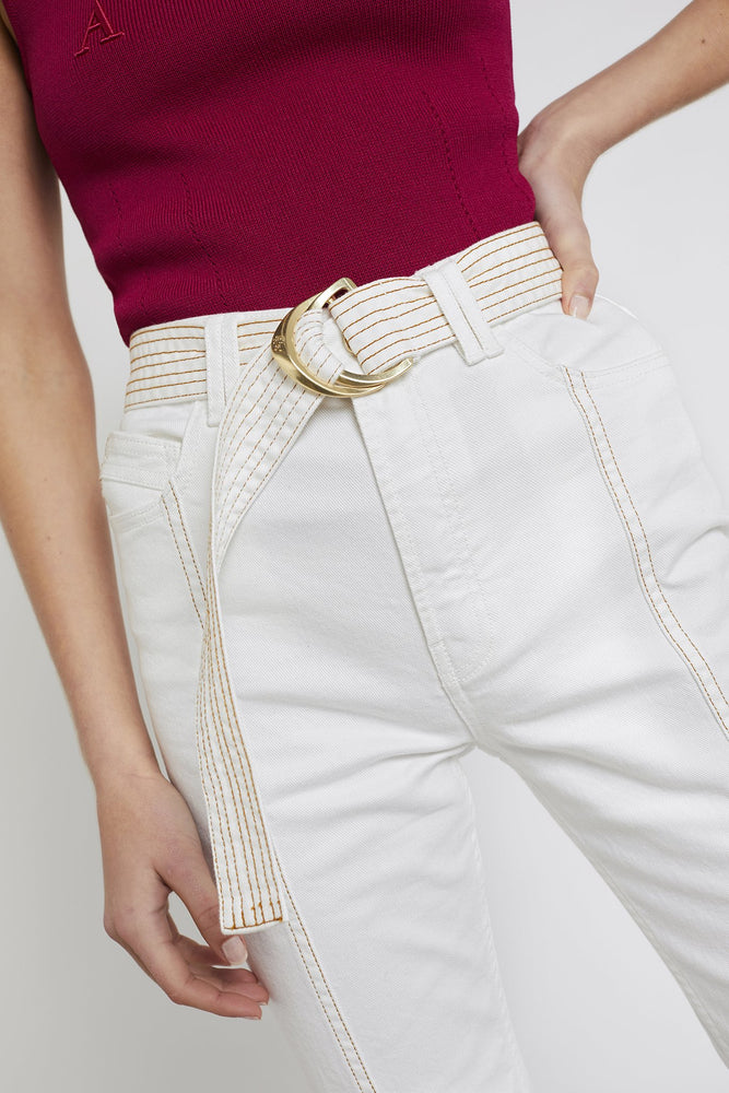 Clover Flare Jean