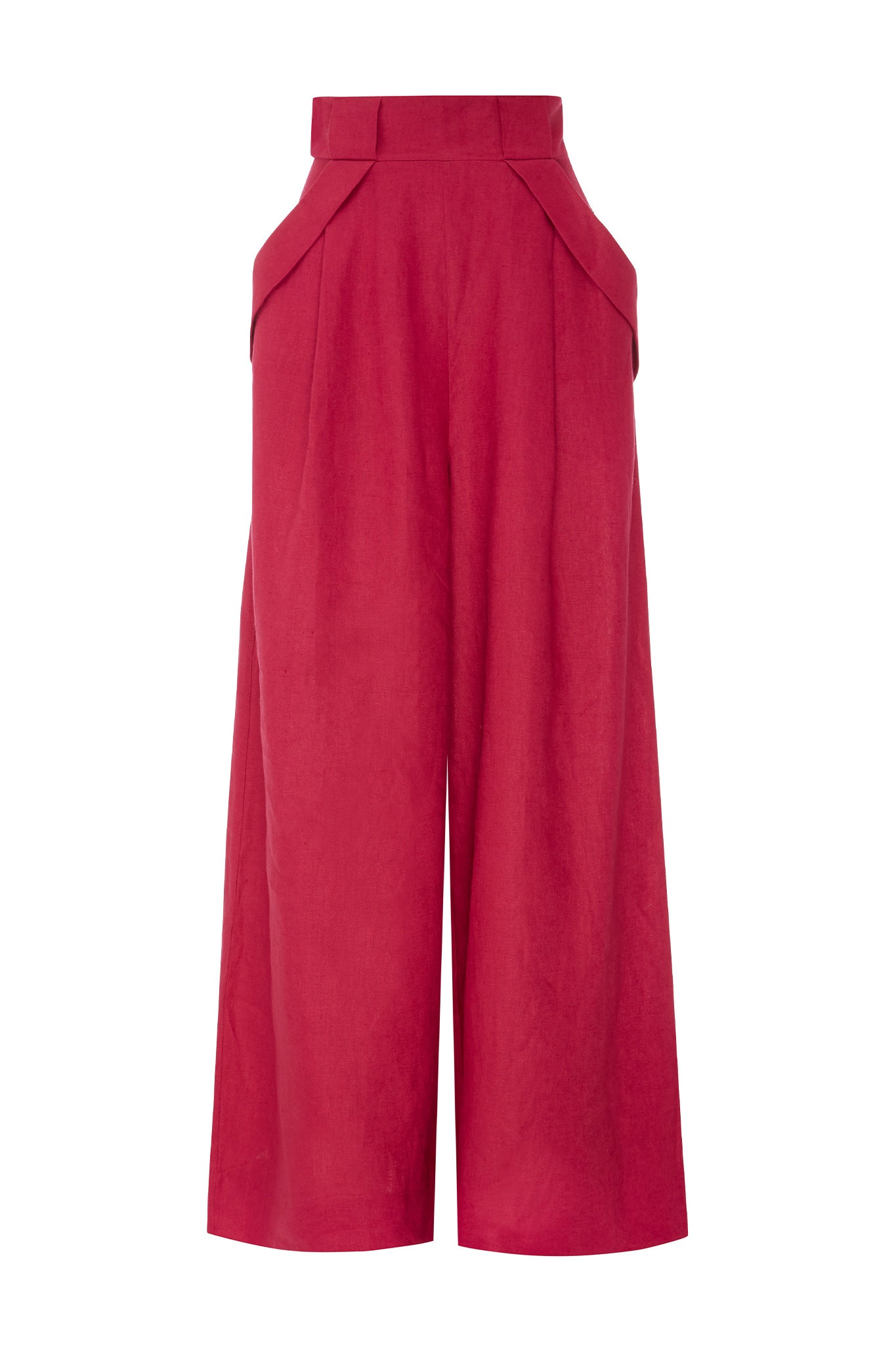 Cove Wide Leg Trouser Product View