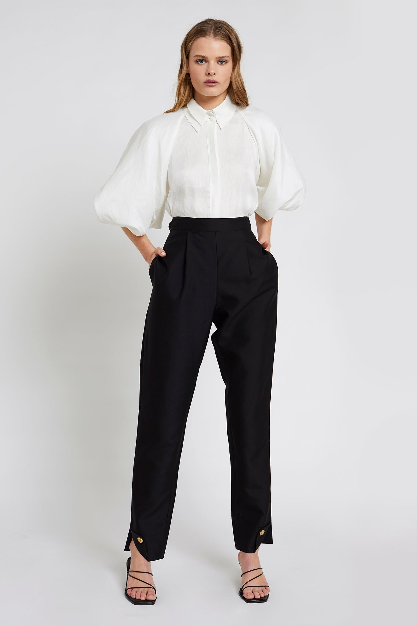 Dalby Trouser Outfit View