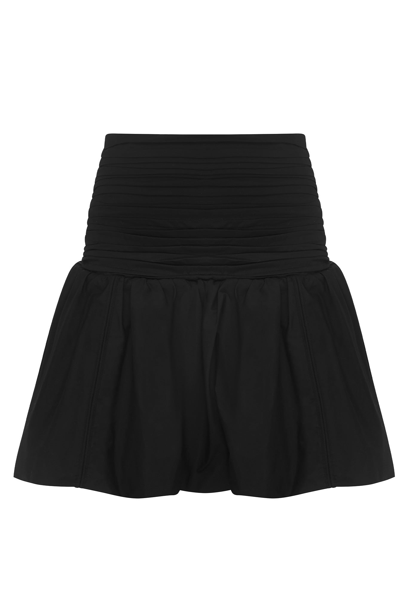 Dalia Bubble Mini Skirt Product View