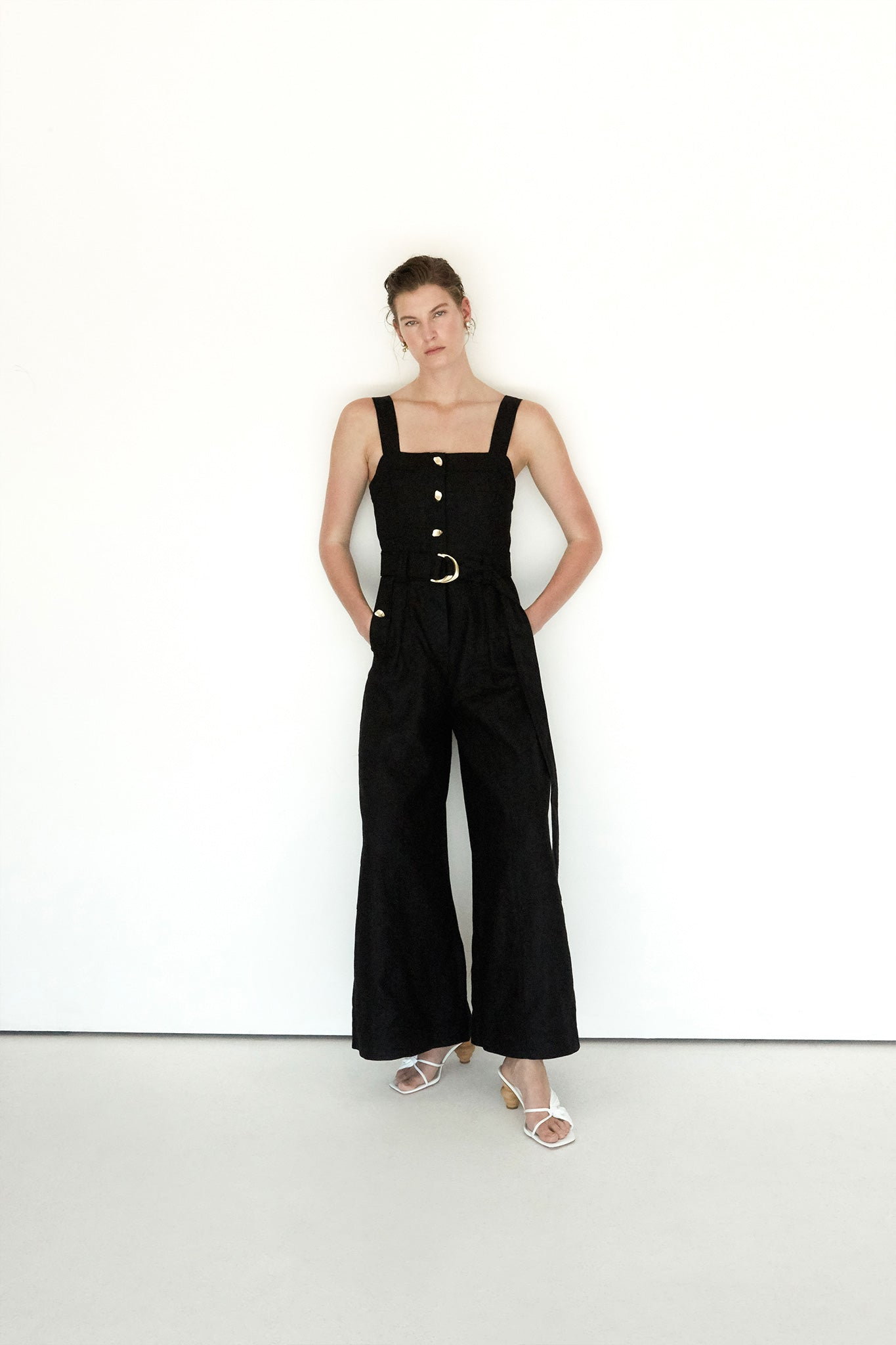Eloise Wide Leg Jumpsuit