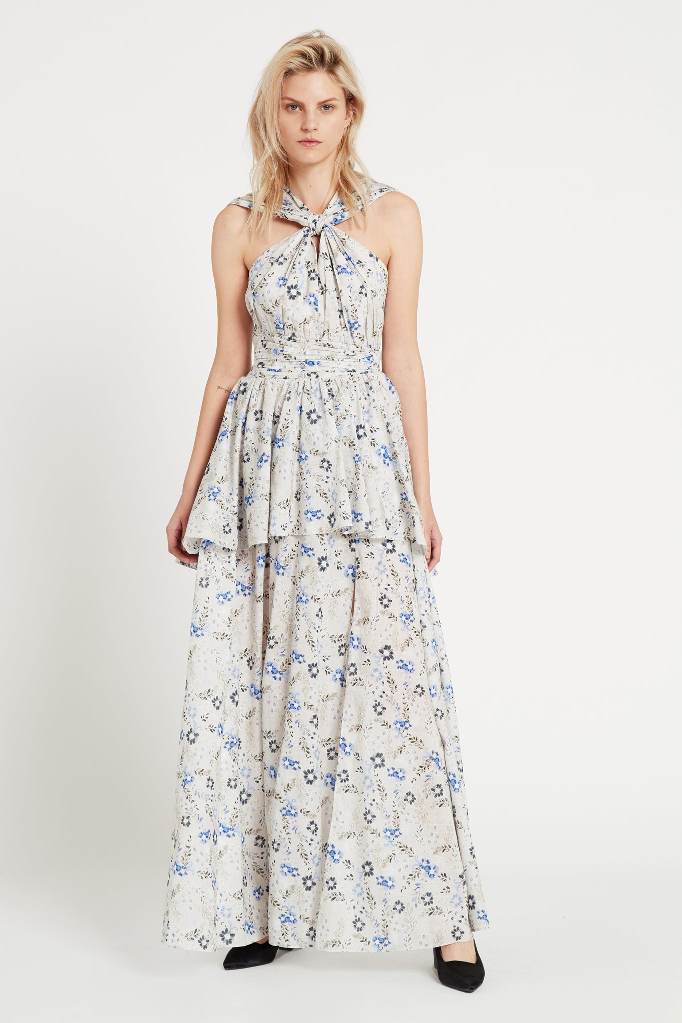 Fraser Maxi Dress Outfit View