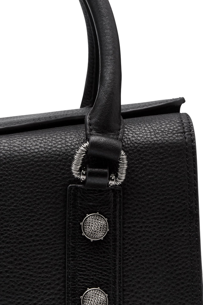Hutton Top Handle Bag