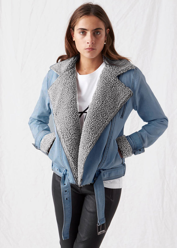 Johnson Shearling Jacket